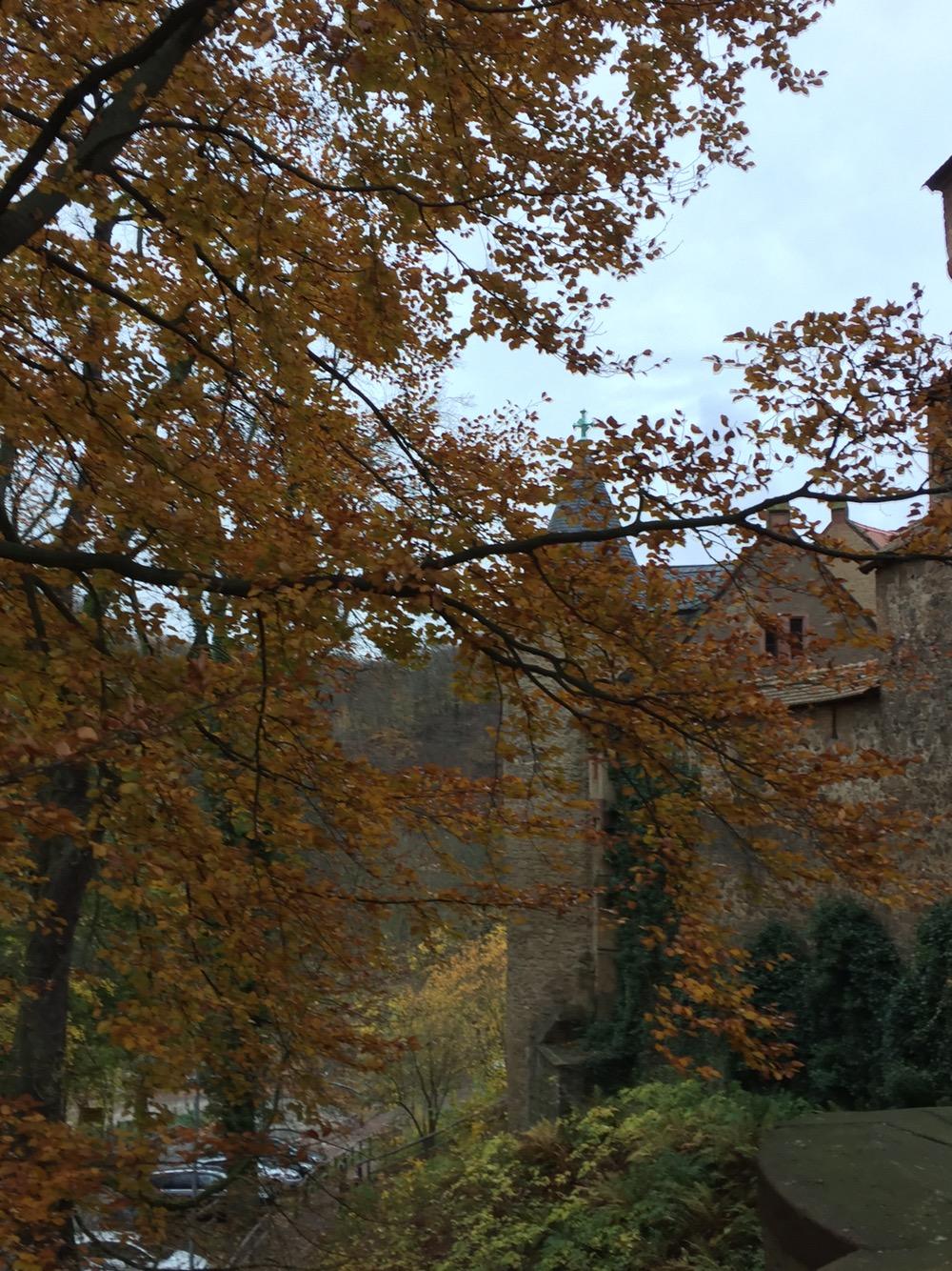 Romantische Burg Kriebstein Foto: ©cultura